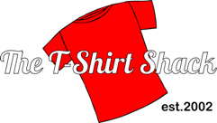 The T-Shirt Shack - Quality Personalised T-Shirt Design and Custom Print Service, Livingston, West Lothian